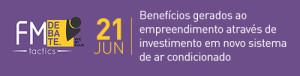 Edifício Villa Lobos – Benefícios gerados ao empreendimento através de investimento em novo sistema de ar condicionado @ http://www.abrafac.org.br/cursos-e-eventos.asp