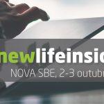 A New Life Inside – 2 e 3 de Outubro