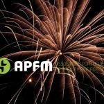 A APFM deseja um bom ano…